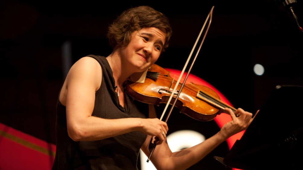 Countdown to JS Bach's birthday: violinist/violist KATHLEEN KAJIOKA, 2/5 featured image