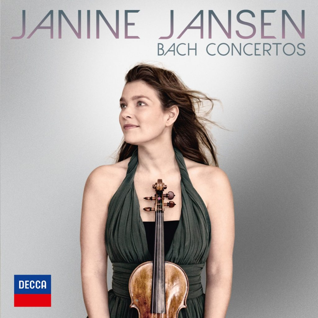 This Week on Zero to 1800: Janine Jansen featured image