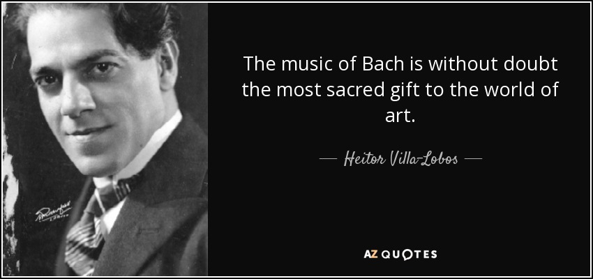 What Gershwin did for jazz/classical, Villa-Lobos did for Brazilian/classical. Composer birthday, March 5 featured image