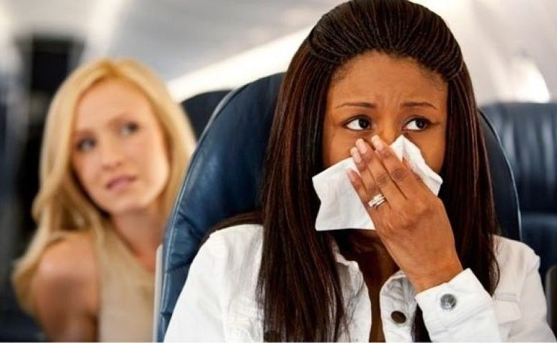 How Not to Get Sick on a Plane featured image