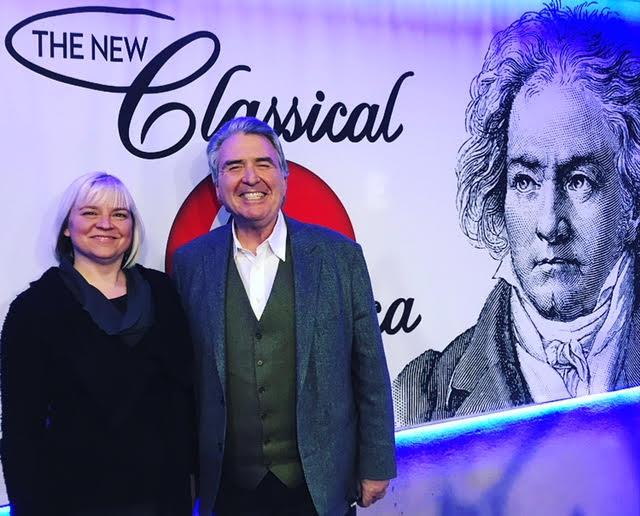 """Tafelmusik violinist Julia Wedman visits """"The Oasis"""" featured image"""