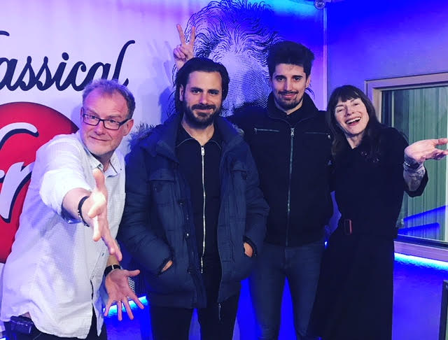 2Cellos visit The New Classical FM featured image