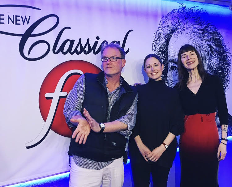 "Haus Musik's Amanda Smith visits ""Classical Mornings"" featured image"