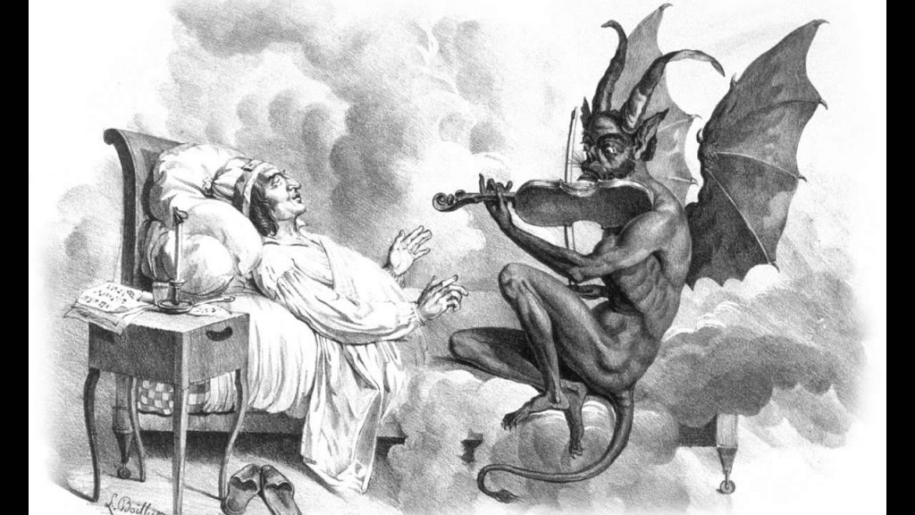 When the devil visits your dreams, write it all down. Composer birthday Giuseppe Tartini, April 8! featured image