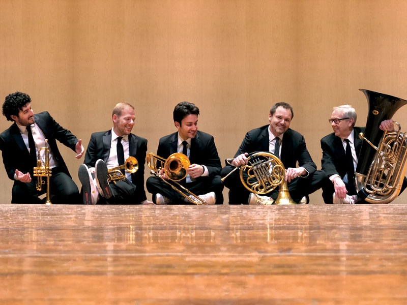 Canadian Brass Perform LIVE from Zoomer Hall featured image