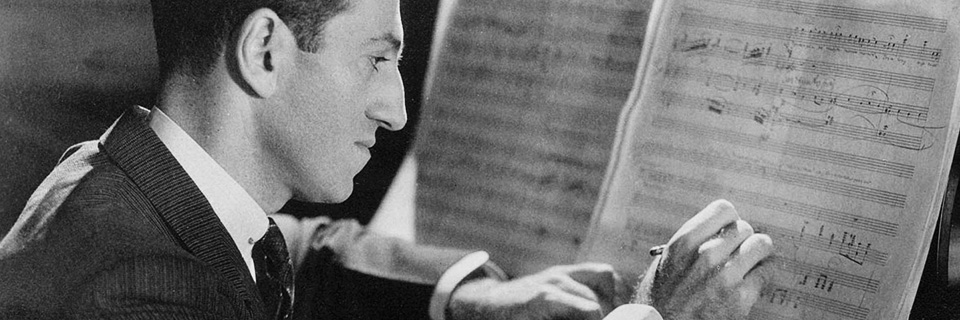 George Gershwin…The World Renowned Pianist And Composer Of Jazz, Classical, Broadway To Film Music featured image