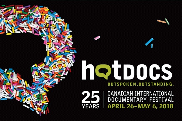Hot Docs celebrates Silver: 25th anniversary of North America's biggest documentary festival featured image