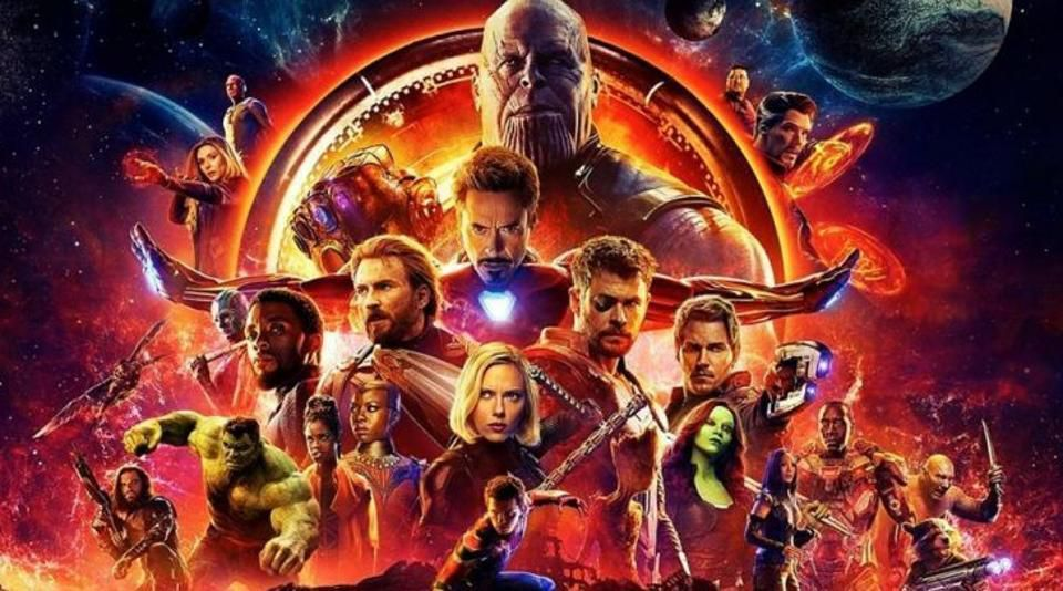 Avengers: Infinity War, A Review by Marc Glassman featured image