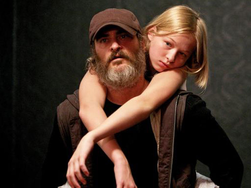 You Were Never Really Here, A Film Review by Marc Glassman featured image
