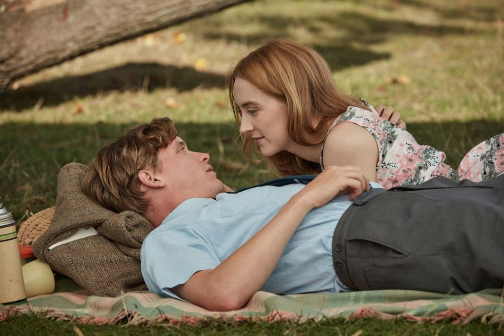On Chesil Beach, A Film Review by Marc Glassman featured image