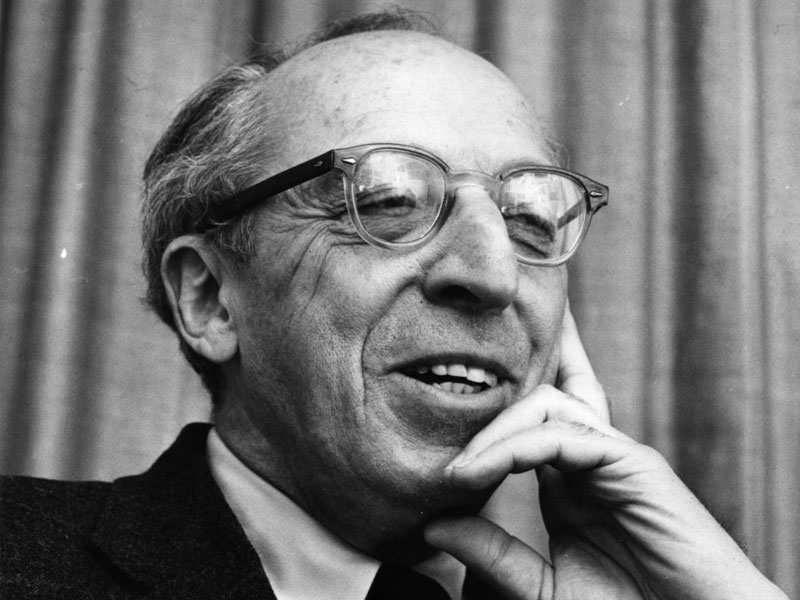 Composer of the Week: Aaron Copland featured image