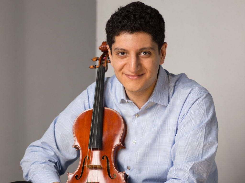 The Benefits of Studying Classical Music: Amir Safavi, Med Student featured image