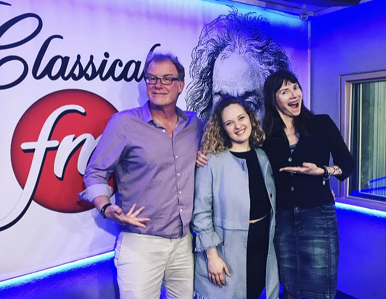 "The COC's Danika Loren visits ""Classical Mornings"", May 23/18 featured image"