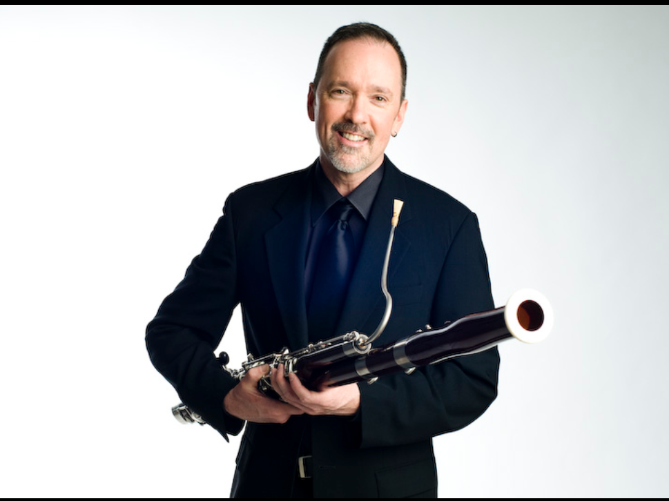 "4/5-Part Series: Finding ""the one"" – the right instrument. Bassoonist Michael Sweeney featured image"