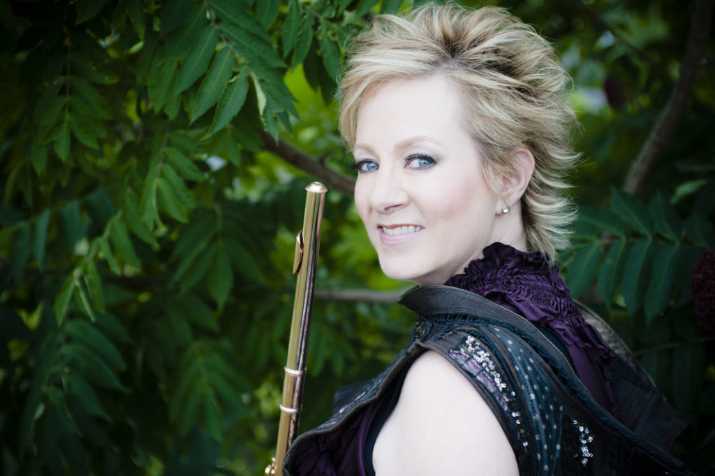 "1/5-Part Series: Finding ""the one"" – the right instrument. Flautist Susan Hoeppner featured image"