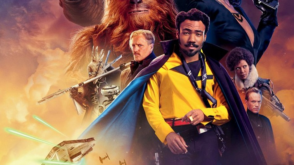Solo: A Star Wars Story, A Film Review by Marc Glassman featured image