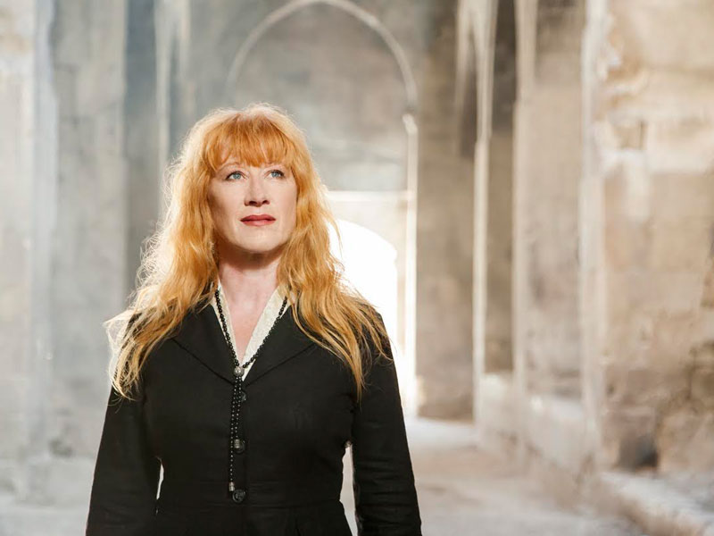 Loreena McKennitt Performs Live at Zoomer Hall Today! featured image