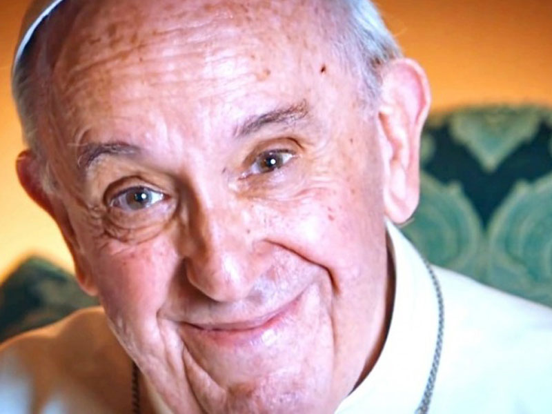 Pope Francis: A Man of His Word, A Film Review by Marc Glassman featured image