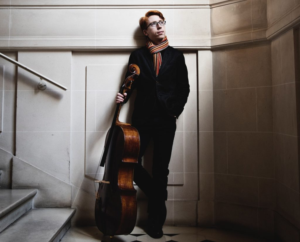 "3/5-Part Series: Finding ""the one"" – the right instrument. Cellist Cameron Crozman featured image"