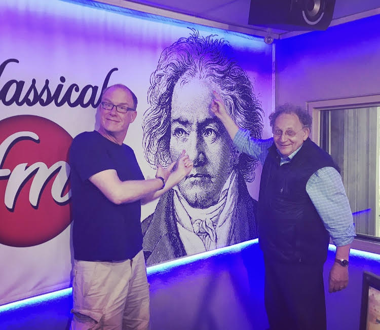 "Brott Music Festival founder, Boris Brott, visits ""Classical Mornings"" featured image"