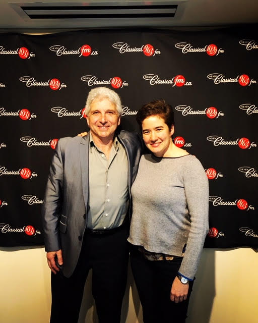 Kathleen's first of three interviews with TSO's Peter Oundjian featured image