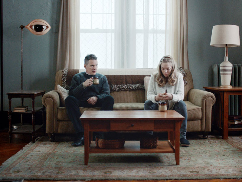 First Reformed, A Film Review by Marc Glassman featured image