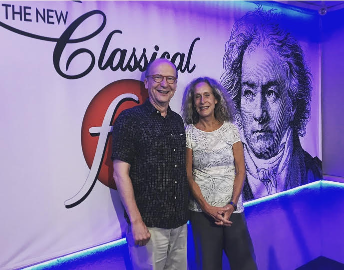 Festival of the Sound's James Campbell visits The New Classical FM featured image