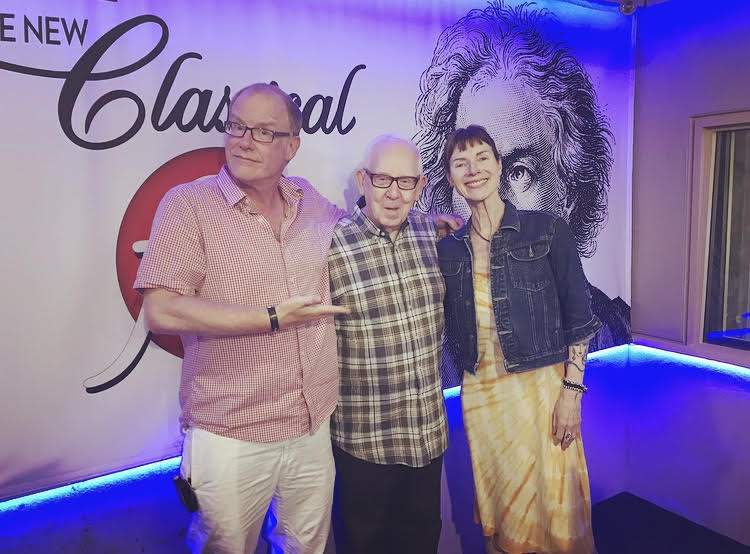 "Outgoing founder and AD John Miller of Stratford Summer Music Festival visits ""Classical Mornings"" featured image"