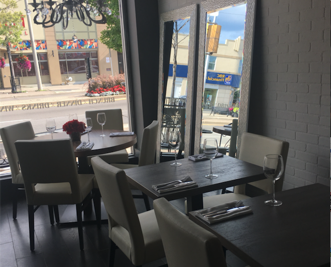 Anti-Noise Pollution League:  Table 21 Kitchen & Wine Bar featured image