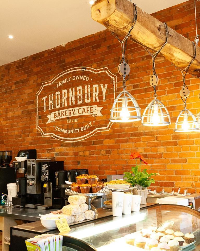 Thornbury Bakery Cafe Is Excited About Their Newly Renovated Larger Space