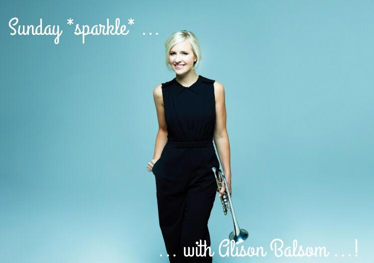 This Week on Zero to 1800: Some Sunday Sparkle with Trumpeter Alison Balsom featured image