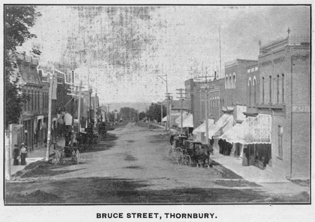 Looking Back – Thornbury featured image
