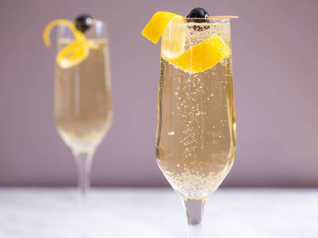 "This week on ""Dinner Classics"" Cocktail Maestro Norm Owen introduces us to the effervescent world of sparkling wine! featured image"