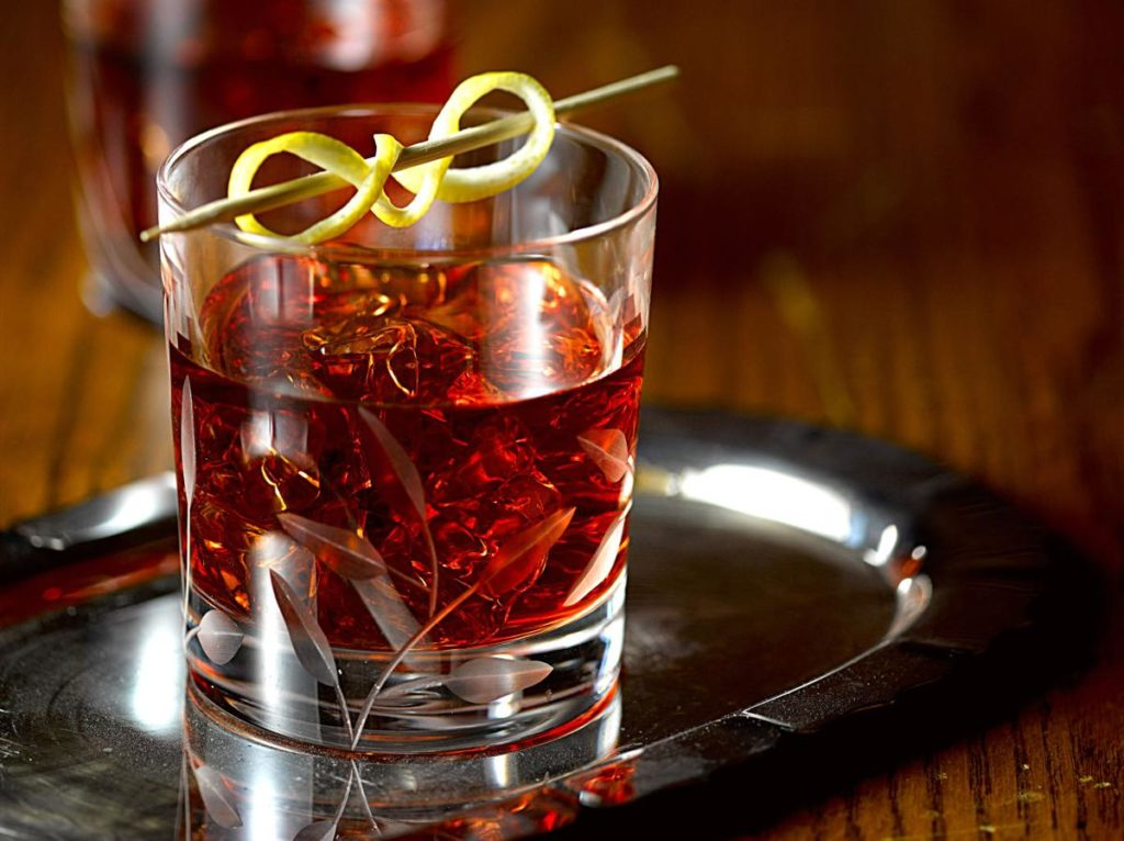 """This week on """"Dinner Classics"""" Cocktail Maestro Norm Owen turns our palettes to the warming realm of brown spirits. featured image"""