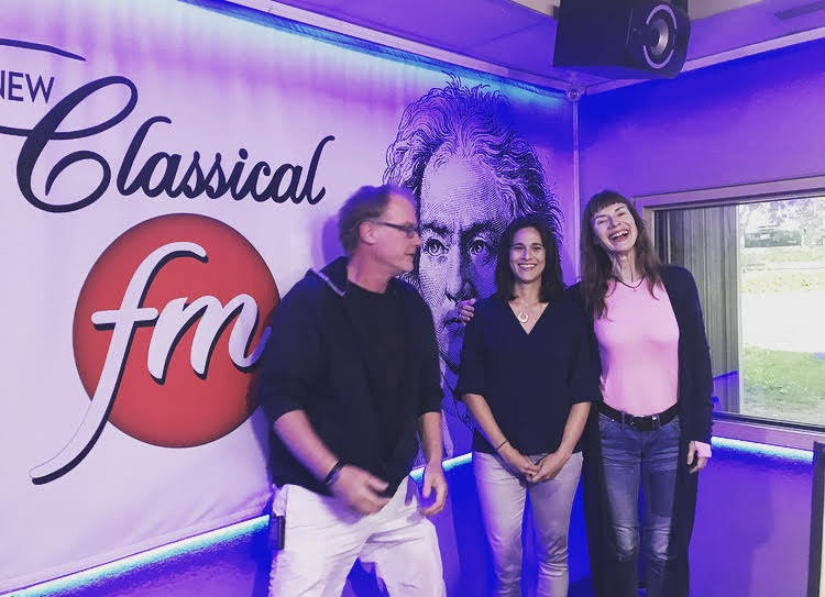 "The Bentway's programming director Ilana Altman visits ""Classical Mornings"" featured image"