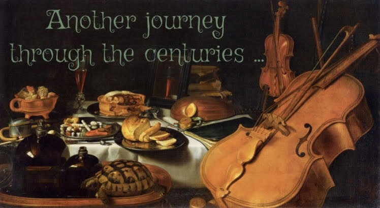 "Another journey through the centuries on ""Zero to 1800"" with Michael Kramer as your guide featured image"