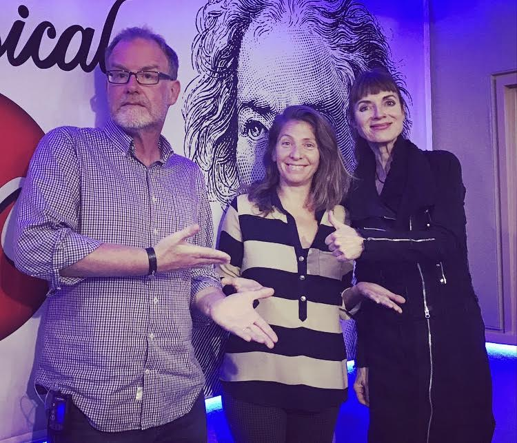 "Diane Flacks, ""UNHOLY"" playwright/actor visits ""Classical Mornings"" featured image"