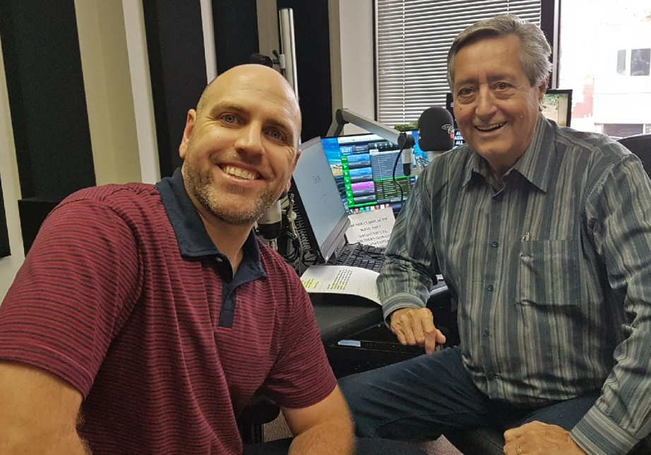 Bill Anderson Interviews Jarvis Strong About BVO Fundraiser featured image
