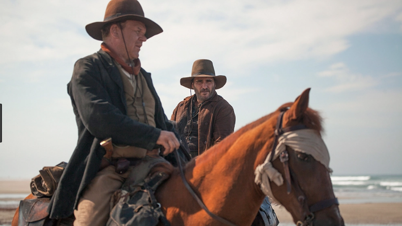 The Sisters Brothers, A Film Review by Marc Glassman featured image