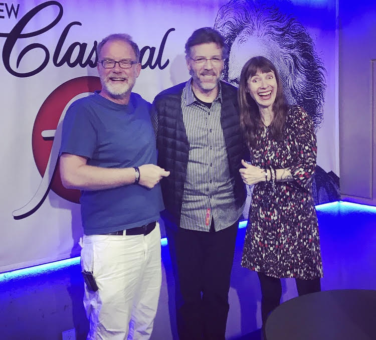 "World premiere of the COC's ""Hadrian"": baritone Thomas Hampson visits ""Classical Mornings"" featured image"