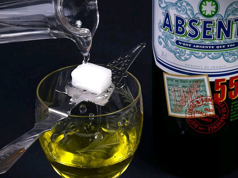 "This week on ""Dinner Classics"" Cocktail Maestro Norm Owen wades into the magical world of Absinthe! featured image"