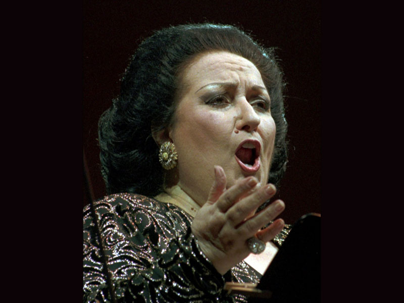 Friday Night on 'A Little Night Music' – Vintage Vocalists: Montserrat Caballe featured image