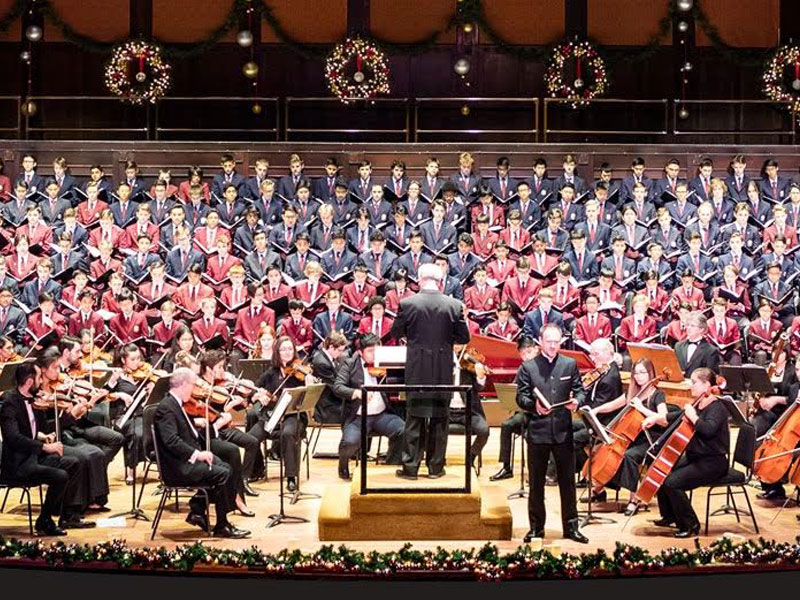 RSVP to see St. Michael's Choir LIVE at Zoomer Hall featured image
