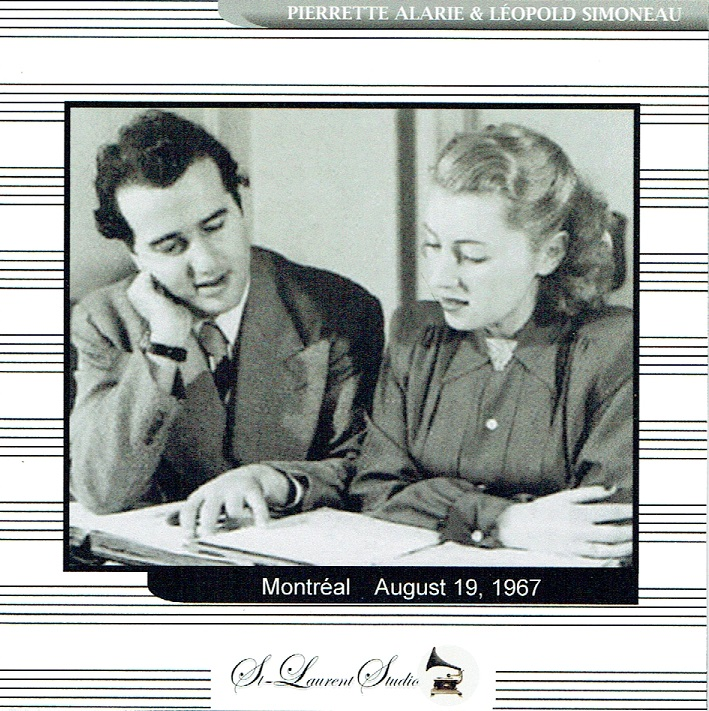 Friday Night on 'A Little Night Music' – Vintage Vocalists: Pierrette Alarie and Leopold Simoneau. featured image