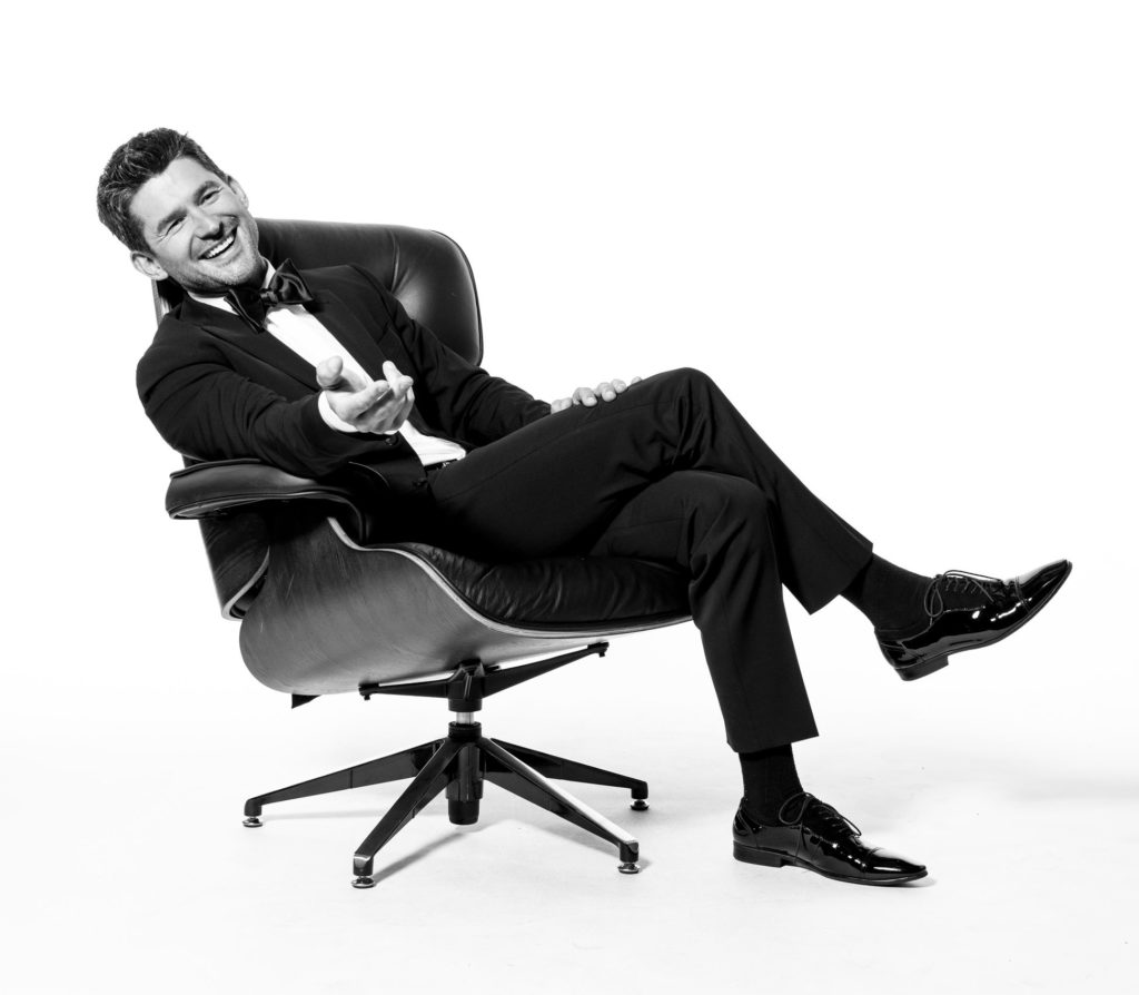 3 Quick Questions with the debonair crooner Matt Dusk, who appears with the TSO featured image