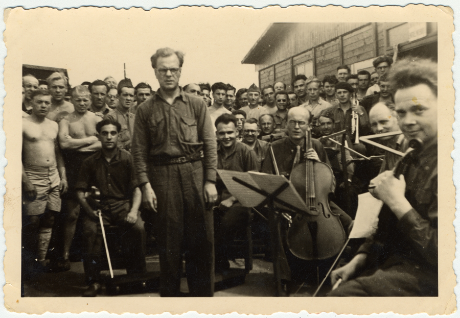 A war, a prison, a music-loving Nazi guard – yet a stunning quartet emerged featured image