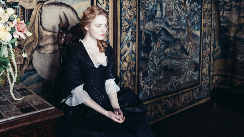 The Favourite, A Film Review by Marc Glassman featured image