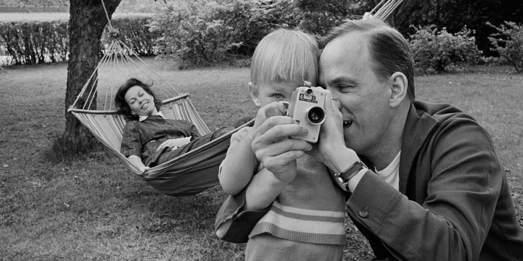 Searching for Ingmar Bergman, A Film Review by Marc Glassman featured image