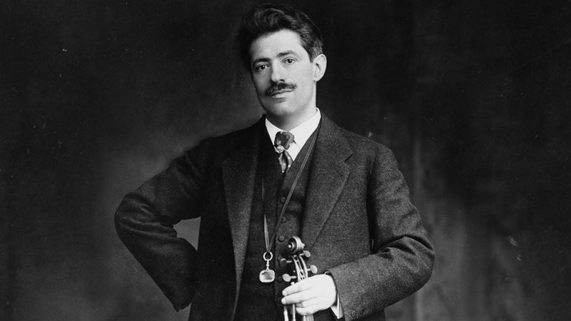 Who doesn't love Fritz Kreisler? Serve a slice of cake; it's his birthday today, Feb. 2! featured image