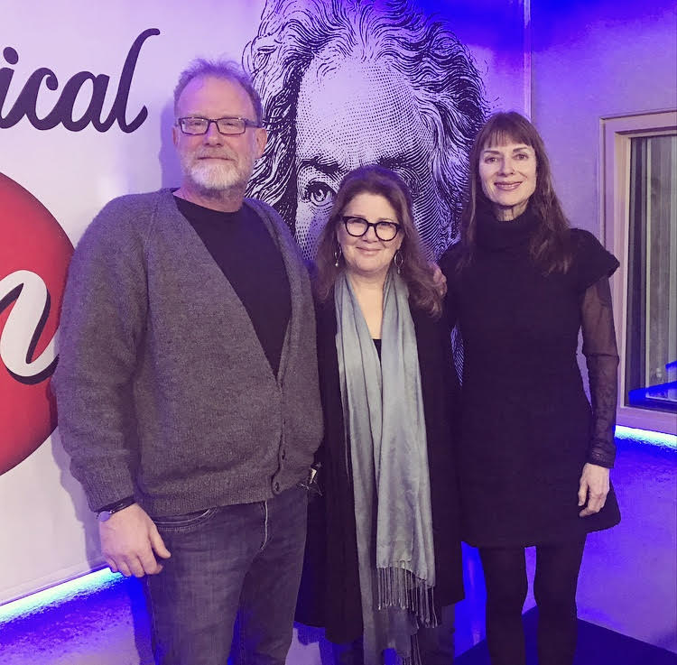 "Ric Bienstock visits ""Classical Mornings"" to chat about her riveting documentary for Holocaust Remembrance Week"